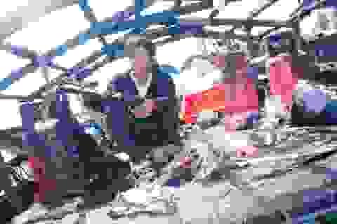Trung Quốc lật lọng vụ bắn tàu cá Việt