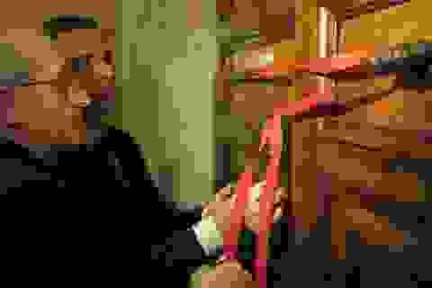 Căn hộ của Giáo hoàng được niêm phong như thế nào?