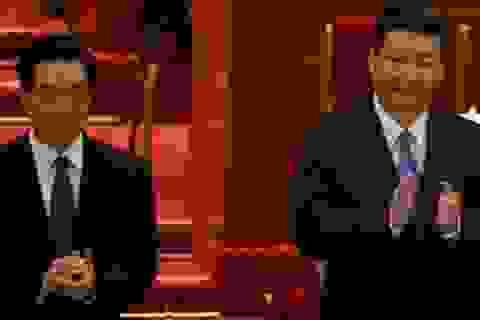 Hôm nay Trung Quốc bầu tân chủ tịch nước
