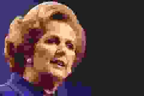 """""""Bà đầm thép"""" nước Anh Thatcher qua đời"""
