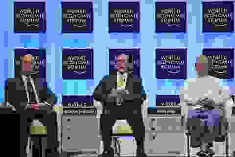 Thủ tướng Nguyễn Tấn Dũng phát biểu khai mạc WEF Đông Á