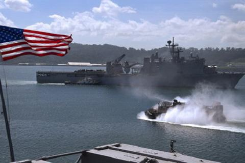 Mỹ - Philippines hợp lực xây căn cứ tiền tiêu trên biển Đông