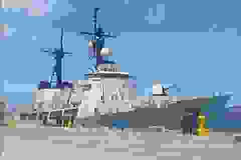 Philippines nhận tàu chiến thứ hai từ Mỹ