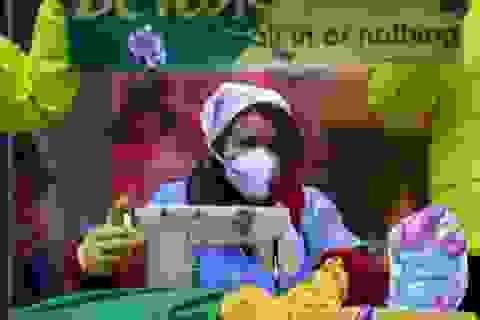 Tìm thấy nhiều chất nguy hiểm trong quần áo trẻ em từ Trung Quốc