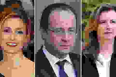 """Tổng thống Pháp tuyên bố chia tay """"đệ nhất tình nhân"""""""