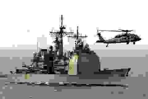 Mỹ thách thức đòi hỏi chủ quyền của Trung Quốc ở Biển Đông