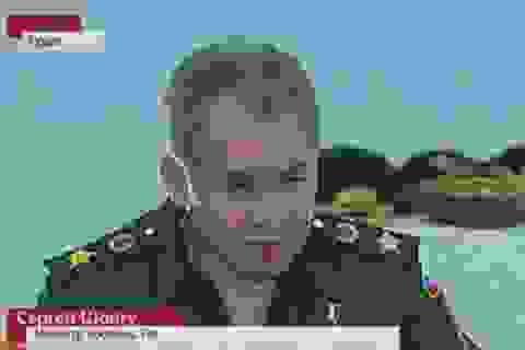 Bộ trưởng Quốc phòng Nga thị sát quân ở Crimea