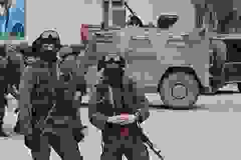 Ukraine tố quân Nga chiếm đơn vị tên lửa ở Crimea