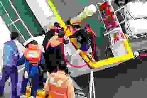 Hàn Quốc: Video thuyền trưởng phà đắm được cứu trước hành khách