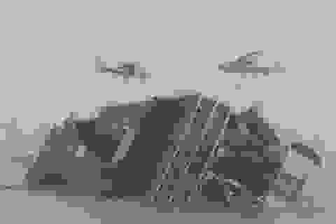 Hàn Quốc: Phà với 477 người chìm nhanh trên biển