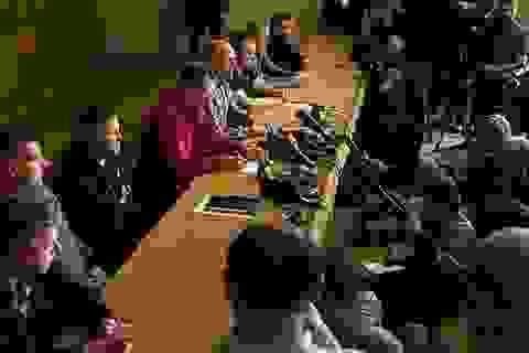 Người biểu tình Ukraine thả quan sát viên quân sự châu Âu