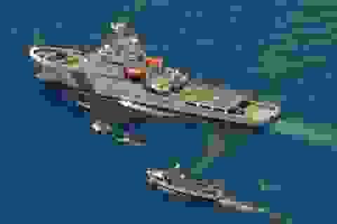 """Biển Đông: Philippines dùng """"thuyết phục đạo lý"""" với Trung Quốc"""