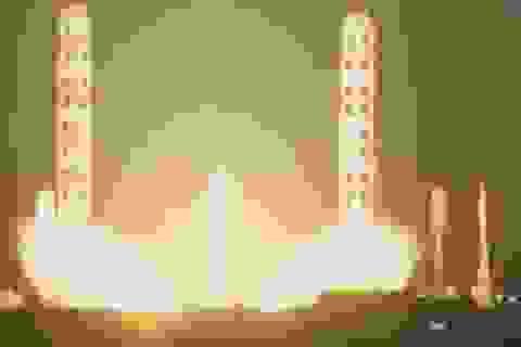 Tên lửa vũ trụ Nga bốc cháy trên Thái Bình Dương