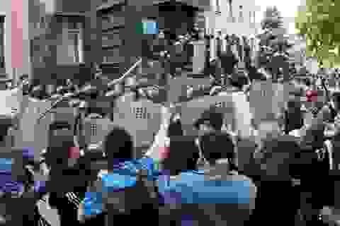 Đông Ukraine: Người biểu tình chiếm thêm một tòa nhà chính quyền
