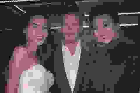 Thanh Hằng kín đáo, Hà Hồ gợi cảm bên David Beckham