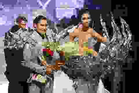 Vietnam's Next Top Model 2014 bất ngờ có 2 quán quân