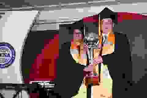 Viện Hàn lâm Khoa học Sáng tạo Thế giới vinh danh GS Hoàng Quang Thuận