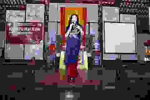 """Thanh Lam cùng Quang Hà hát mừng """"Khóa tu mùa xuân"""""""