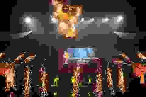 Những hình ảnh đáng chú ý tại Lễ trao giải Cánh Diều Vàng 2014