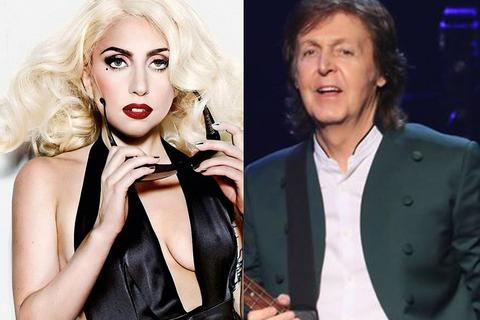 Paul McCartney hợp tác cùng Lady Gaga