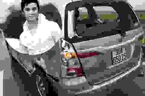 Ca sĩ Nhật Tinh Anh bị tai nạn xe hơi