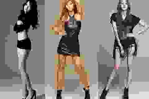 Những kiều nữ sở hữu đôi chân đẹp nhất xứ Hàn