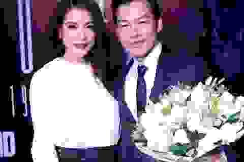 Trương Ngọc Ánh tới chúc mừng chồng cũ