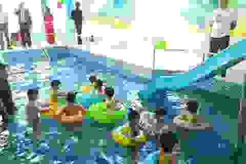 TP Huế: Khánh thành nhà bể bơi thông minh 2,2 tỷ đồng