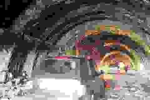 Thông hầm đường bộ quan trọng cuối cùng trên quốc lộ 1A