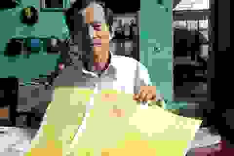 Phát hiện tài liệu quý - Cơ sở bài thuốc Minh Mạng thang trứ danh