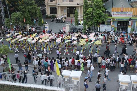 Lượng du khách tham quan di tích Huế tăng kỷ lục dịp lễ 30/4