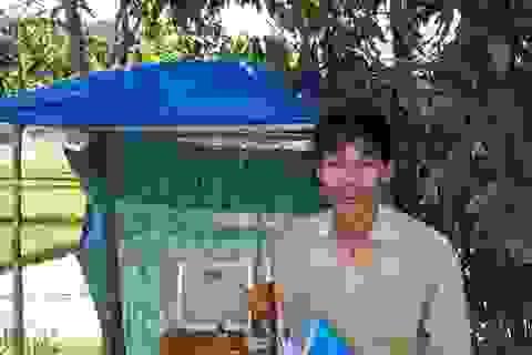 Thừa Thiên - Huế: Dân lập bàn thờ, dựng lán trại sát mỏ đá không cho nổ mìn khai thác