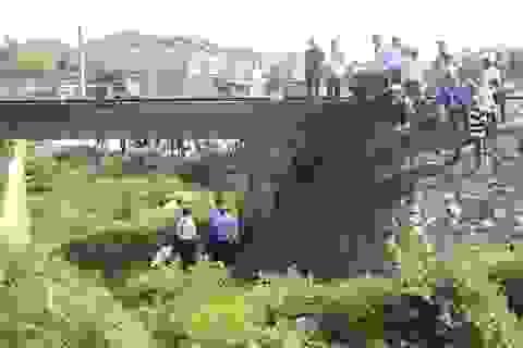 Phát hiện tử thi dưới chân cầu đường sắt