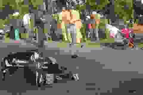 Một thanh niên vừa xuất ngũ gặp tai nạn tử vong