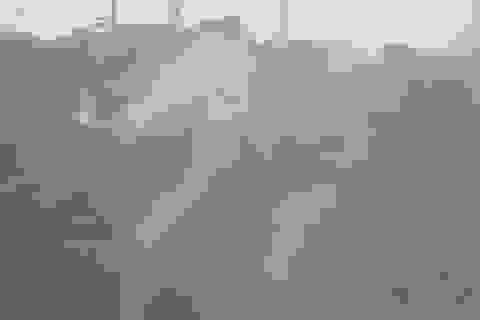 """Cháy rừng trên núi Hàm Rồng, 2 trạm thu phát sóng bị """"đe dọa"""""""
