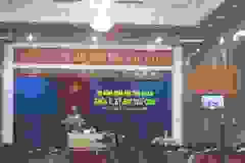 Miễn nhiệm chức vụ Chủ tịch tỉnh