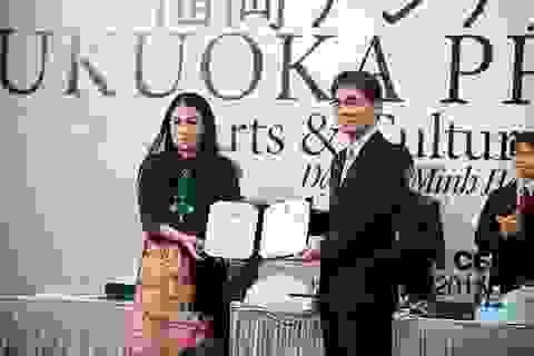 """""""NTK Minh Hạnh đã cống hiến to lớn cho văn hóa thời trang châu Á"""""""