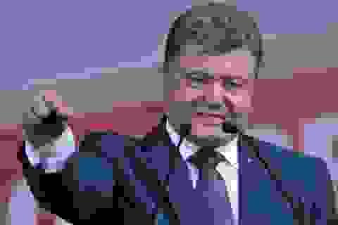Tổng thống Ukraine cảnh báo nguy cơ leo thang xung đột ở miền Đông