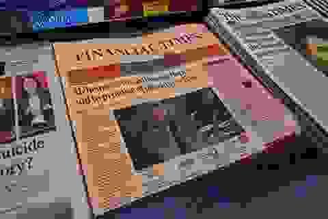 """Báo Financial Times """"về tay"""" Nikkei với giá 1,3 tỷ USD"""