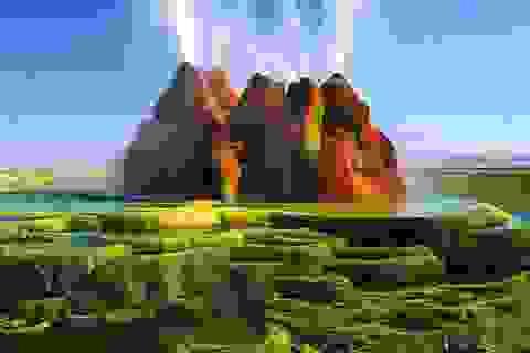 Những địa điểm có vẻ đẹp không thể tin nổi trên thế giới