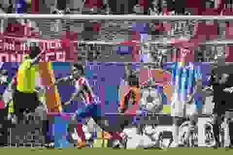 Falcao vượt Messi, Ronaldo trong cuộc đua Pichichi