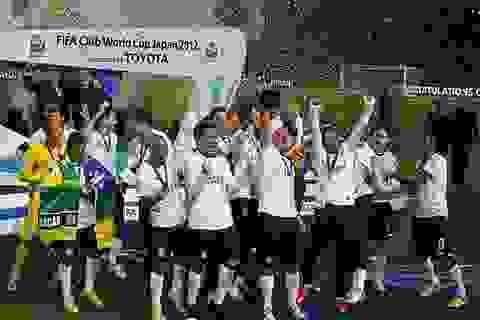 Hạ Chelsea, Corinthians vô địch FIFA Club World Cup 2012