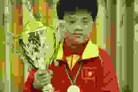 Lời ước đầu năm của nhà vô địch cờ vua thế giới Anh Khôi