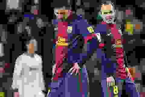 Lionel Messi: Sự sa sút kỳ lạ ở các trận cầu đỉnh cao