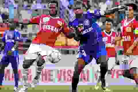 Vòng 7 V-League 2013: B.Bình Dương có chiến thắng đầu tiên?