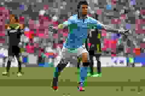 Vượt ải Chelsea, Man City tiến vào chung kết FA Cup