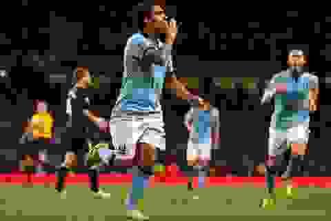 Tevez lập công, Man City thắng trận quý giá trước Wigan