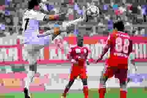 Vòng 6 V-League 2013: Chờ màn ra mắt của HLV Lê Thụy Hải