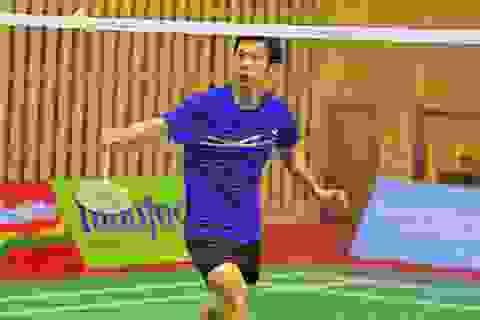 Tiến Minh dừng chân ngay vòng 1 giải vô địch châu Á