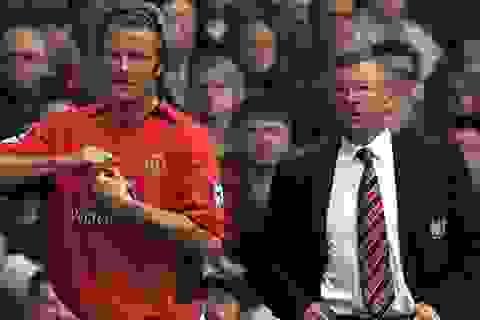 Beckham và các cầu thủ MU tri ân HLV Alex Ferguson